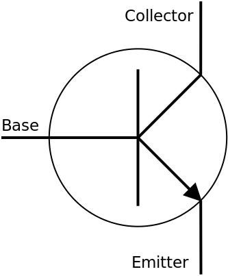 Bipolaaritransistori